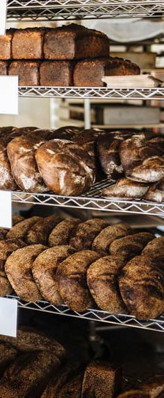 Here's where to find the best croissants, pastries, and bread in Raleigh. Freshly baked bread with their own milled grains.