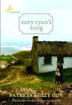 Nory Ryan's Song by Patrica Reilly Giff: beautiful story about an Irish family seeking a ride to America during the devastating Irish potato famine. It's a perfect introduction to Irish politics during the early eighteen hundreds, Irish culture, and immigration. And, just beautifully written. You fall in love with all the characters. Ages 10-15
