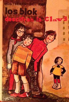 Los Blok (1971-1979) - Montserrat del Amo - España.