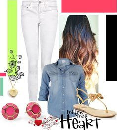 """love"" by kcwesterbeek on Polyvore"