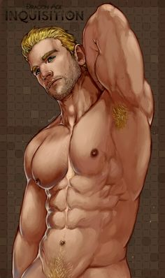 rum-locker:  Here's Cullen from DA:I. Enjoy!
