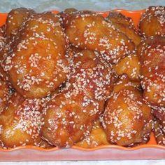 Egy finom Kínai szezámmagos csirke II. ebédre vagy vacsorára? Kínai szezámmagos csirke II. Receptek a Mindmegette.hu Recept gyűjteményében!