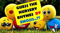 GUESS THE NURSERY RHYMES BY EMOJIS...?? || ROCKCLIMBERS ||2020 Riddle Puzzles, Fun Quizzes, Riddles, Nursery Rhymes, The Creator