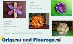 Origami and Fleurogami