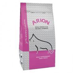 El pienso Arion Premium Maintenance Small Breed está especialmente indicado para el mantenimiento de perros de razas de tamaño pequeño de hasta 10 Kg de peso en edad adulta.