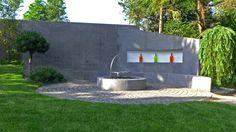 Moderner Familiengarten in Leonberg
