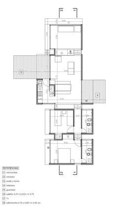 Image 15 of 16 from gallery of AV House / BAK Architects. Plan