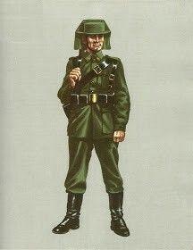 Guardia Civil 1943/1973, pin by Paolo Marzioli