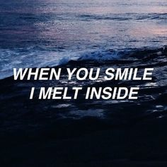 Image de quotes, smile, and grunge