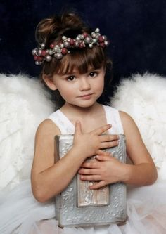 WINTERBERRY ~ Christmas Angel