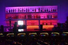 BUBBLES IBIZA MARINA BOTAFOCH  LED PROJECTOR 18W RGB 3IN1  LED STRIP  DMX 24 CHANNEL