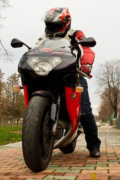 Two wheels move the soul...