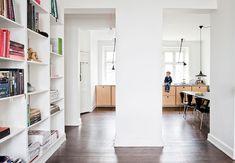 Et åbent og gennemlyst rum