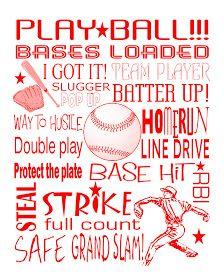Baseball Subway Art