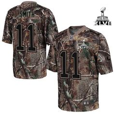 961202717a3 ... Nike 49ers 11 Alex Smith Lights Out Grey Youth Super Bowl XLVII  Embroidered NFL Elite Jersey ...