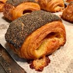 School day. Learning to make croissants and danish pastry. #danish #danishpastry #wienerbrød #croissant #thebirkes