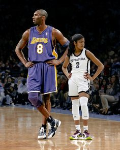 Kobe and Gigi Bryant wallpaper Tenis Basketball, Love And Basketball, Basketball Stuff, Basketball History, Basketball Photos, Jordan Basketball, Kentucky Basketball, Kentucky Wildcats, College Basketball