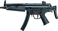 Heckler & Koch Airsoft Gun MP5 Series (MP5) A4: Amazon.de: Sport &…