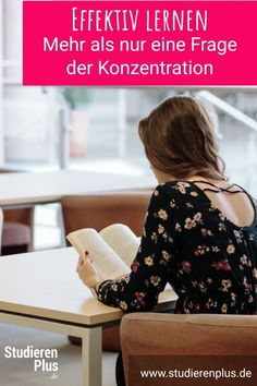 Learn effectively – more than just a question of concentration – Ausbildung This Or That Questions, Learning, Tips, Blog, Higher Education, To Study, Stressed Out Funny, Writer's Block