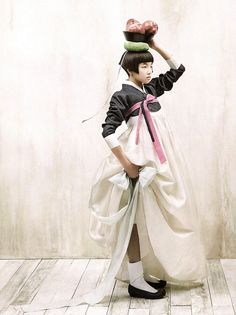Beautiful editorial photographed by Kim Kyung Soo for Korean Vogue