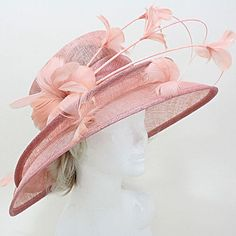 Kentucky Derby Hats with Feathers - Bing images