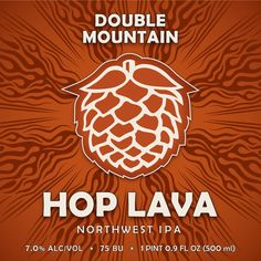 Double Mountain Brew Pub, OR Hop Lava IPA