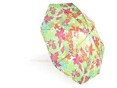 Umbrella Hot Tropics Floral - Colorful sun protection