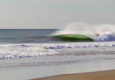 Another pumping beach break...