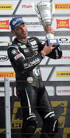 Pro Superbike Kører Benytter LifeWave Plaster!