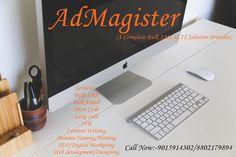 AdMagister Bulk SMS  Delhi India- We are the Fastest Growing Bulk SMS service provider in delhi,India.We offer best  Services of  Digital Marketing ,Web Hosting  ,SEO ,WEB Designing ,Application Development , bulk SMS ,Voice SMS,Bulk Email & short code solution. http://www.bulksmsdelhincr.com    http://admagisterbulksmsdelhi.blogspot.in/ https://plus.google.com/u/0/b/118420075266733074987/?pageId=118420075266733074987 https://www.youtube.com/watch?v=GBZiUzr5xqA https://www.youtube.com/wat