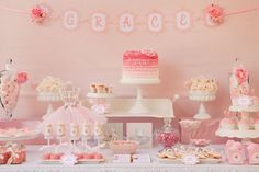 Grace's ballerina birthday   inviteme blog