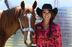 Megan Etcheberry Rodeo Girls
