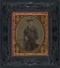 Unidentified sailor in Union uniform