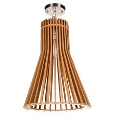 colore marrone Di legno Lamp LP-74430 X 30 X 45 CM | Arts of India – Italy