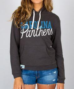 Look at this #zulilyfind! Carolina Panthers Hoodie - Women #zulilyfinds