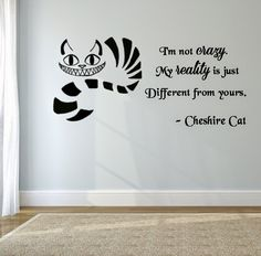 I like the way the chesire cat is done...I bet would translate well to a tattoo.