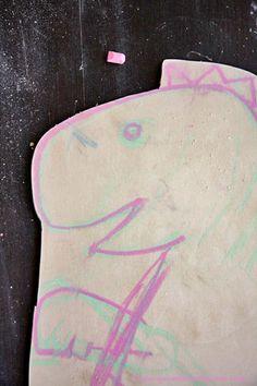 Quandofuoripiove: Pittura lavagna fai-da-te con le istruzioni della ...