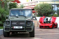 G-wagon & Ferrari Laferrari Make Money From Home, Make Money Online, How To Make Money, Classy Cars, Sexy Cars, Benz G, Ferrari Laferrari, Billionaire Lifestyle, Online Blog