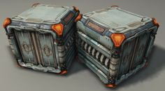 The humble sci fi crate