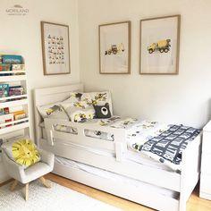 70 ideas for decor ideas for bedroom diy wall art Toddler Boy Room Decor, Toddler Rooms, Boys Bedroom Decor, Bedroom Art, Nursery Decor, Toddler Beds For Boys, Car Bedroom, Trendy Bedroom, Bedroom Ideas