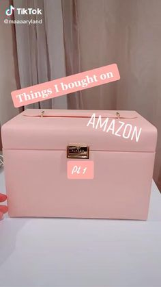 Best Amazon Buys, Amazon Products, Cool Gadgets To Buy, Cute Room Decor, Room Ideas Bedroom, Cool Inventions, Useful Life Hacks, Amazing Life Hacks, Cool Things To Buy