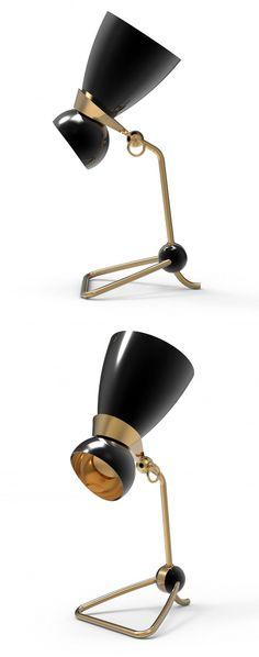 Amy Winehouse Lamp
