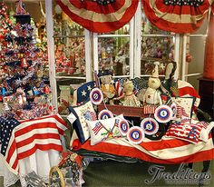 patriotic decorations patriotic ornaments - Patriotic Decorations