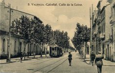 Calle de la Reina, Cabañal