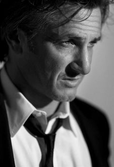 """""""There's a lot more good to be had in recovering from forgetting who you are than there is in discovering who you are. People's innocence gets hurt early on and they go away from themselves."""" ~ Sean Penn"""