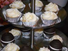 Mini cupcakes de lima