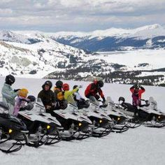"See our web site for more relevant information on ""tow my snowmobile"". It is actually a superb spot for more information. Snowmobile Tours, Polaris Snowmobile, Leadville Colorado, Colorado Winter, Fun Days Out, Old Faithful, Family Adventure, Scenery, Travel"