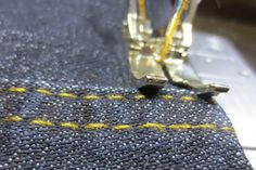 Have you ever tried to hem a pair of jeans? If you have, you probably realize that there are a...