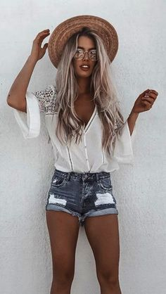 55 Cute Summer Outfits to Copy ASAP