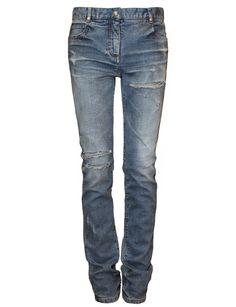 Balmain vintage jeans